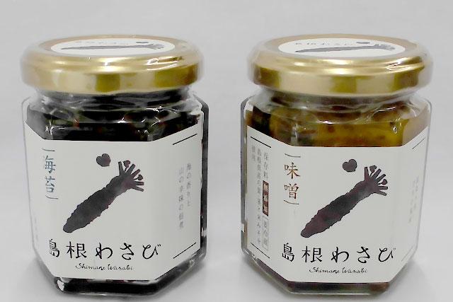 島根わさび海苔/味噌