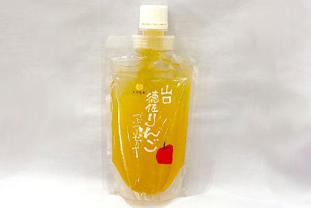 【山口県名産】りんごつぶつぶゼリー